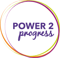 Power 2 Progress Logo