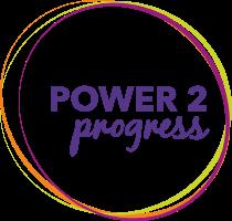 Power 2 Progress Logo